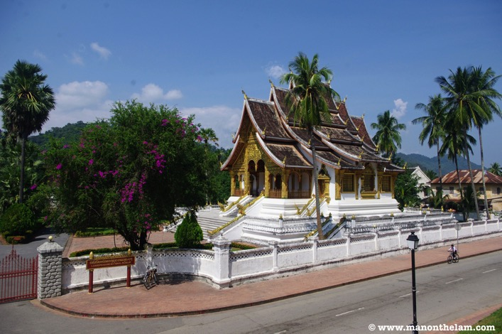 Luang Prabang National Museum Laos
