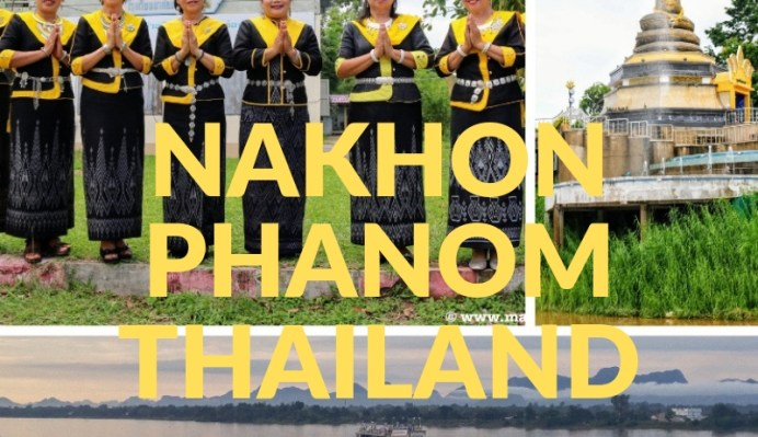 Why you should Visit Thailand's Nakhon Phanom Before it's Ruined by People Like You #MekongMoments