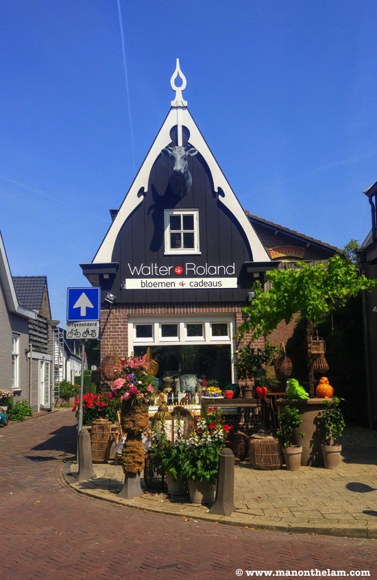 Laren Netherlands cute shops