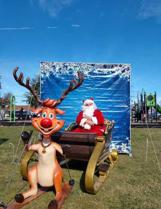 Christmas in the Park 2017 — Amazing Success!