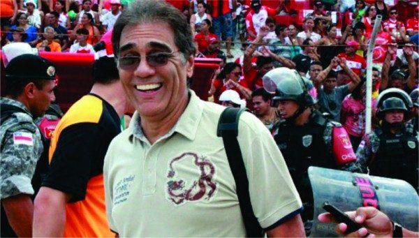 Ex-prefeito Dissíca Tomaz é acusado de usar recursos do Governo do Estado para fins eleitoreiros em Eirunepé