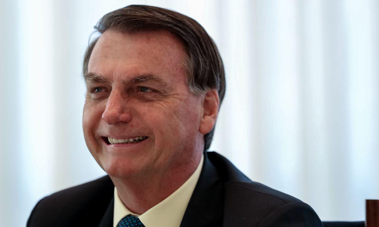 Presidente Bolsonaro: 'Estamos no 18° mês sem corrupção em nosso governo'