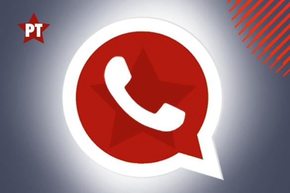 WhatsApp desativa contas do PT por disparos em massa