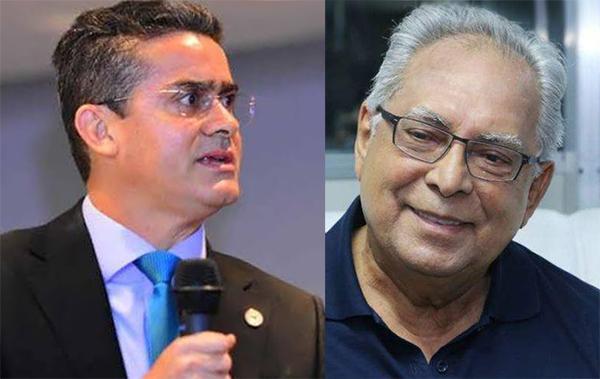 Diferença entre Amazonino e David foi de apenas 8,4%, em Manaus, na eleição de 2018