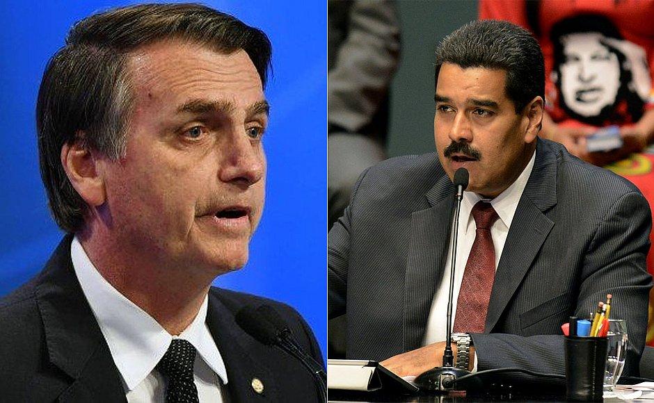 Brasil cancela status diplomático de enviados da ditadura Maduro