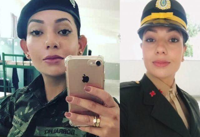 Paraquedista do Exército é assassinada por assaltantes na frente da família