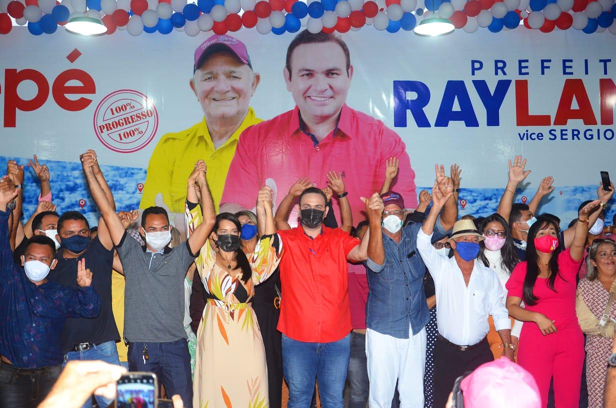 DEM confirma Raylan Barroso como candidato à reeleição em Eirunepé