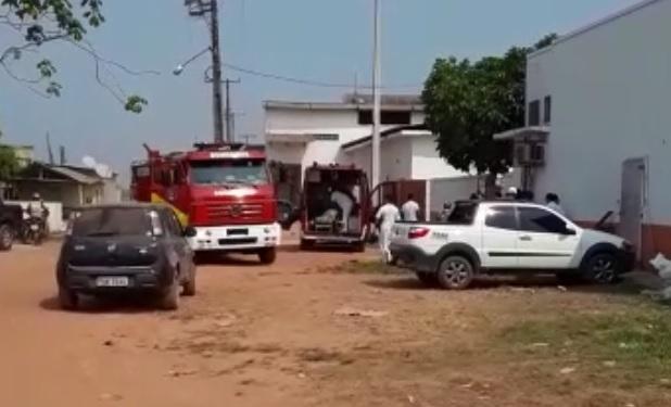 Explosão e vazamento de amônia intoxica 60 trabalhadores