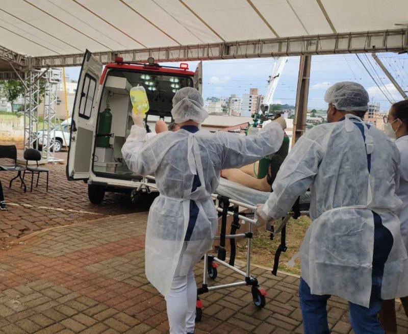 Governo de Santa Catarina foi alertado em dezembro sobre colapso na saúde