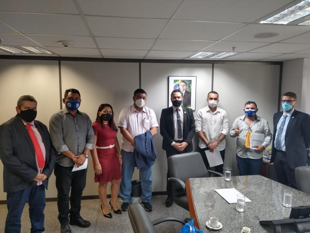 Em Brasília, deputado Dermilson Chagas defende agilidade no pagamento de Seguro-Defeso para pescadores