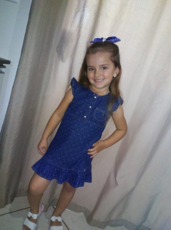 Pai confessa que matou filha de 5 anos