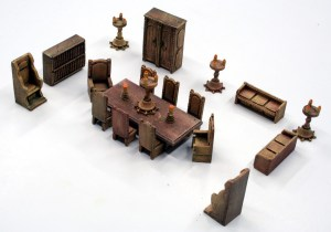 Nuovi Arredi Manorhouse Workshop New Furniture By