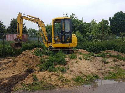 Removal of Some aterminated sand - Maldon District Council 4
