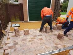 Block paving driveway Bradwell-on-Sea1