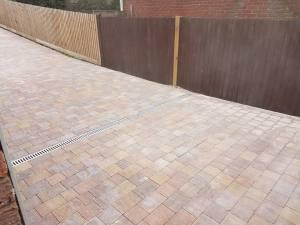 Block paving driveway Bradwell-on-Sea7