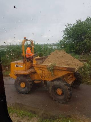Removal of Some aterminated sand - Maldon District Council 1