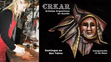 artistas argentinos lyudmyla