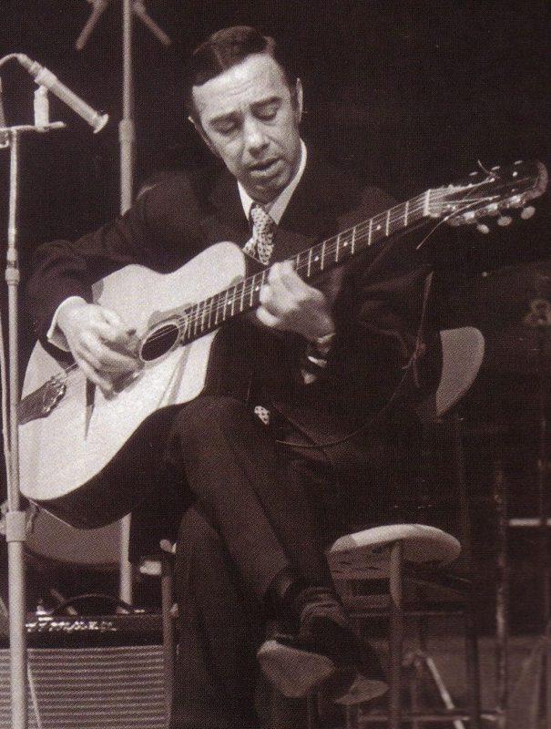 パーマリンク先: Matero Ferret マテロ・フェレ(1918 – 1989)|ギタリスト