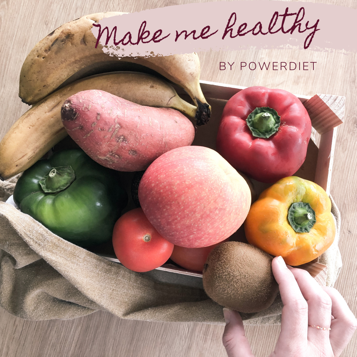Make me healthy by powerdiet