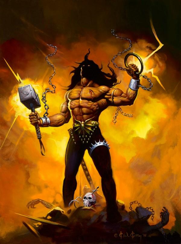 Manowar Kings of Metal Album Art