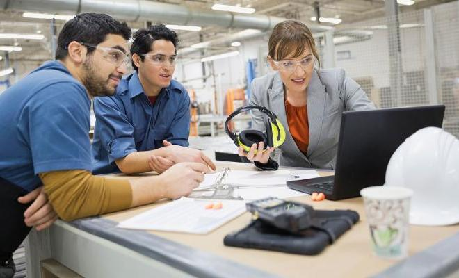 A Roadmap for Pushing Manufacturing Forward