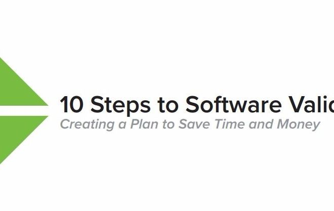 10 Steps to Software Validation – PDF Download
