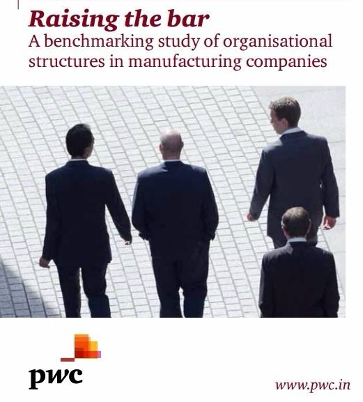 A benchmarking study of organisational structures in manufacturing companies – PDF Download