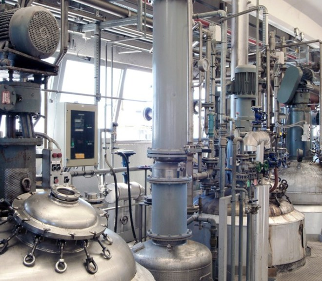 Risk Consideration for Aging Pharmaceutical Facilities