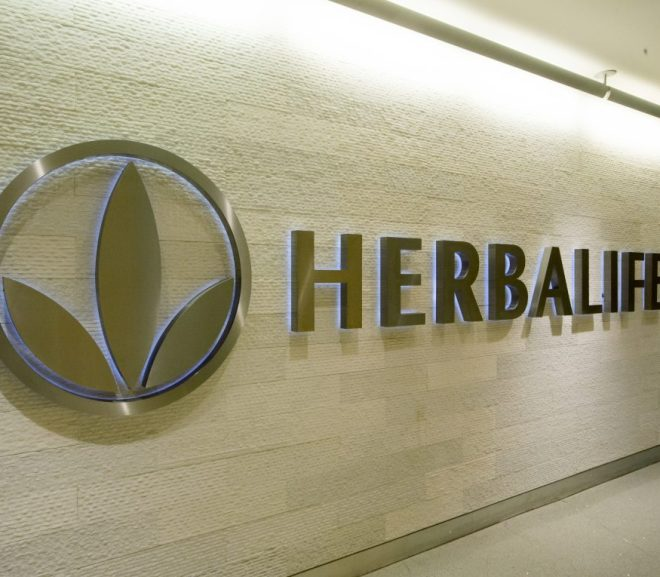 Herbalife results 2018
