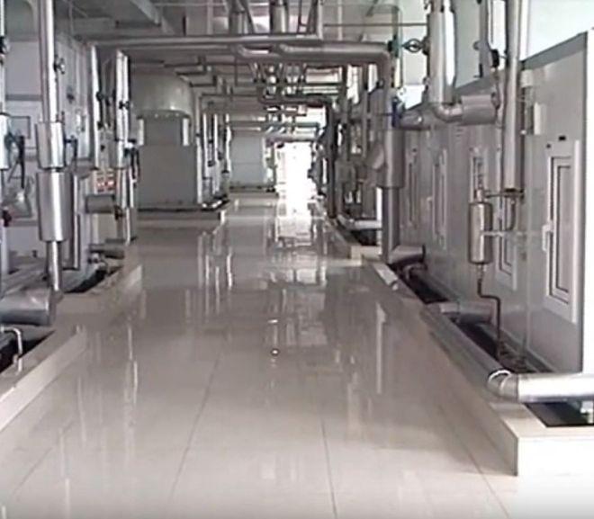 As built Pharmaceutical Cleanroom