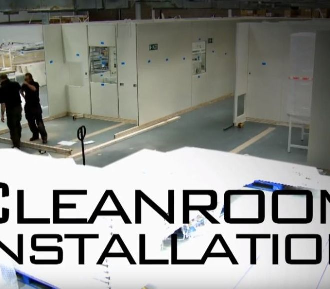 Cleanroom Design, Clean Construction, Cleanroom Service