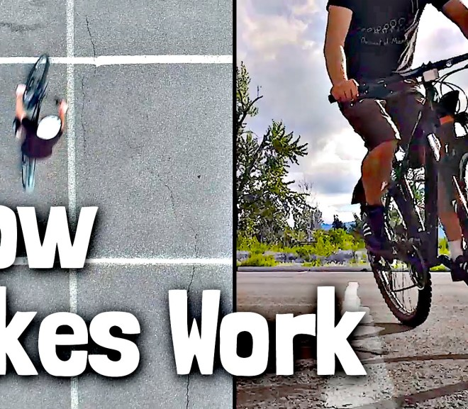 We still don't really know how bicycles work