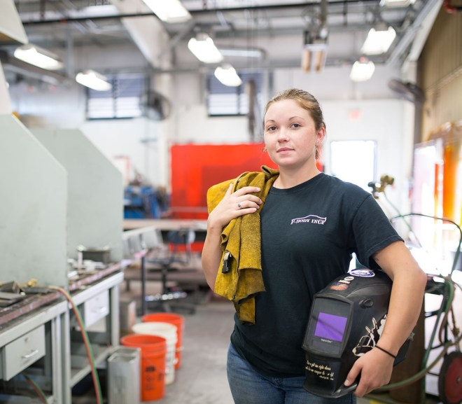 THE SKILLS GAP AND MANUFACTURING'S EVOLVING WORKFORCE