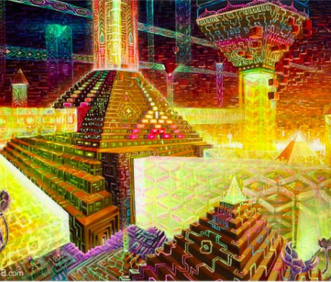 Is DMT the chemical code that allows us to exit the Cosmic Simulation?