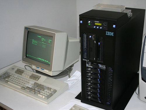 IBM AS400 Introduction