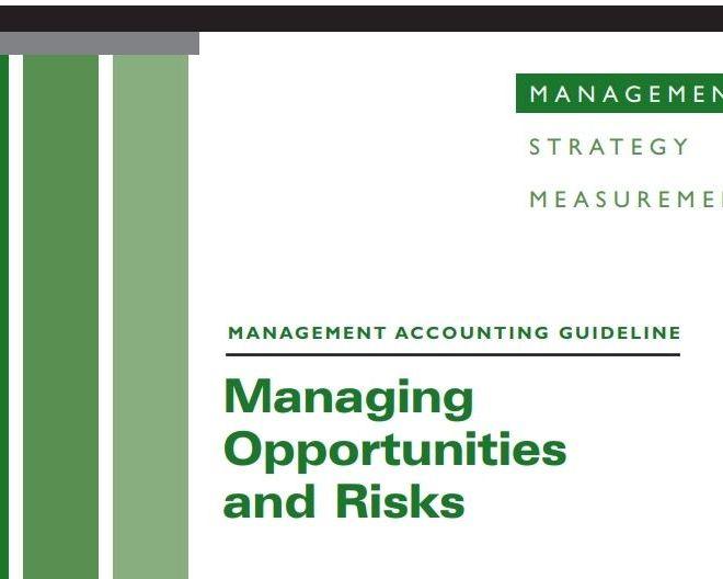 Managing Opportunities and Risks – Free PDF download