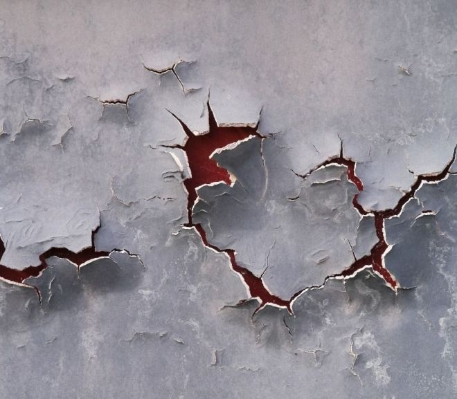 Surface mechanical properties of polymeric coatings under accelerated weathering