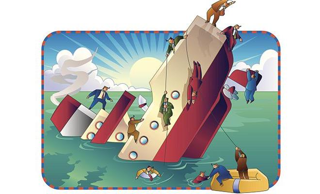 A Ship without Informal Leaders on Board Is a Sinking Ship