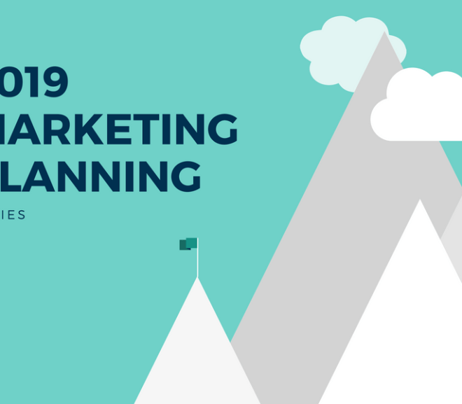 Four options for next year's marketing strategy