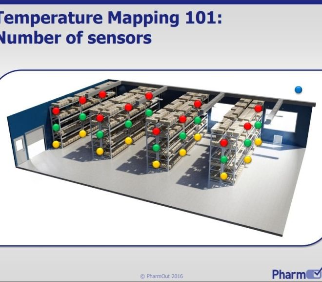Introduction to Temperature Mapping of Controlled Temperature Storage Areas – Temperature Mapping  – Free PDF Download