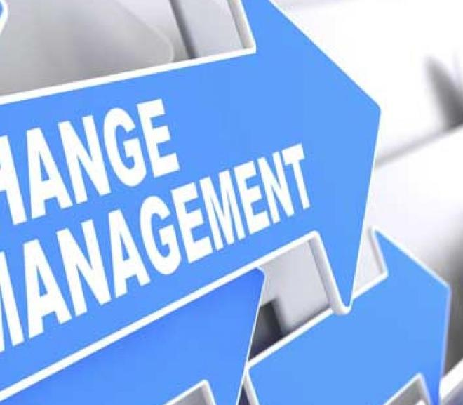 A Change Management Minute
