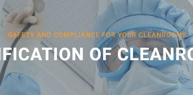 Qualification of cleanrooms