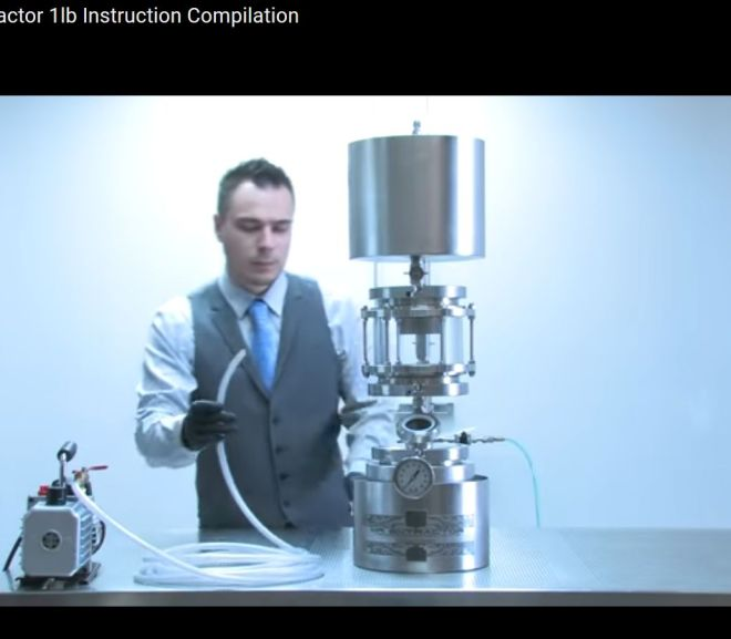 Cannabis : Mr. Extractor 1lb Instruction Compilation