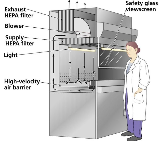 HEPA Filters Used in Pharmaceuticals Manufacturing