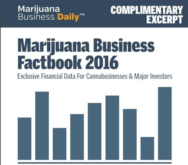 Marijuana Business Factbook 2016