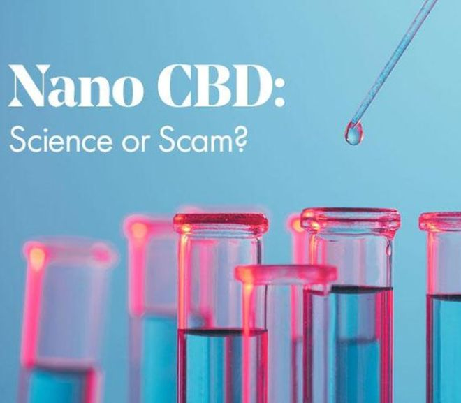 How is Nano CBD different?