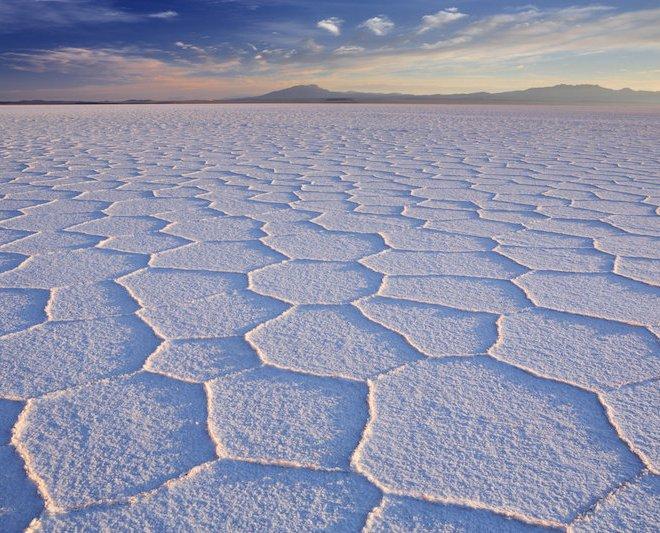 Mars once had salt lakes similar to those on Earth