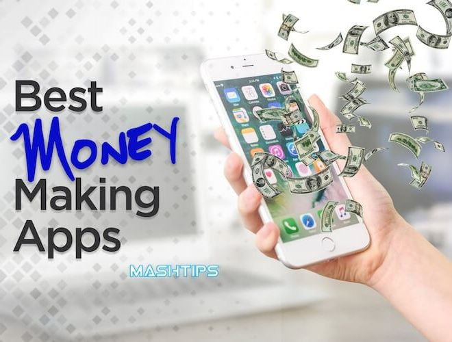 The Best Money-Making Apps