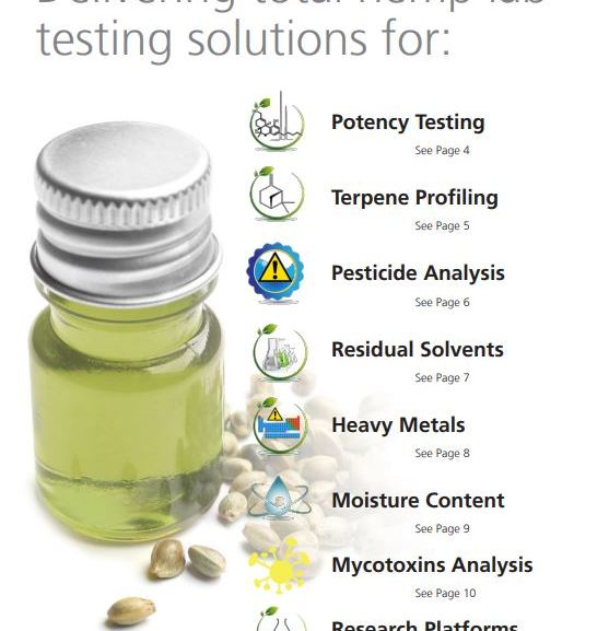 Hemp Testing Laboratory Solutions