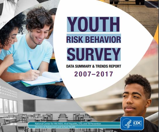 CDC :  YOUTH RISK BEHAVIOR SURVEY